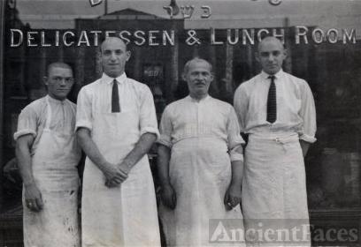 Sam, Albert, and Ben Fleischman
