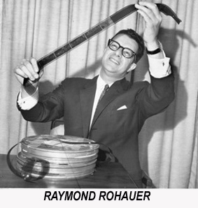 A photo of Raymond Rohauer