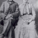 Jacob and Lucinda Hill Ward