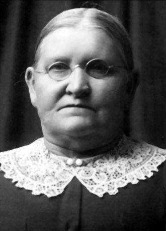 Martha Ann Lovell
