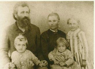 Ignatius Ferlin Family