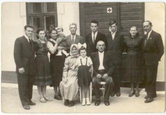 Family Dugovic, Faix, Gruber