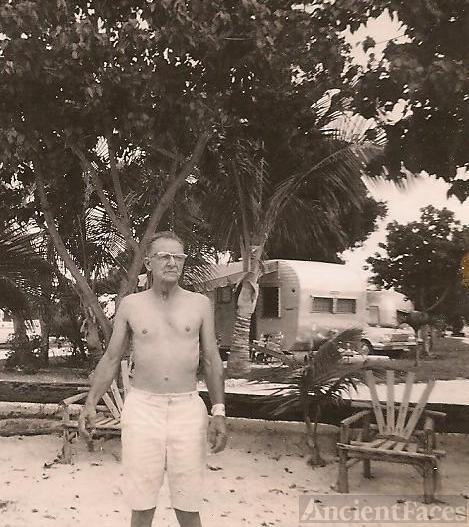Evert Pete Trent  Army Vet WWI & WWII