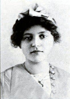 Zella Farrar, Michigan, 1912