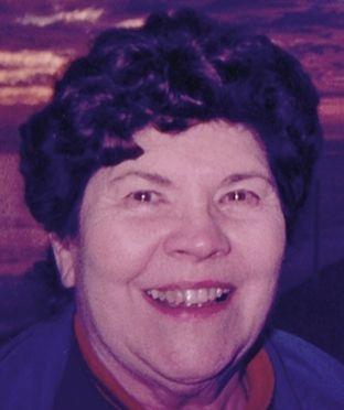 Shirley Ann (Bartlett) Hokanson, California