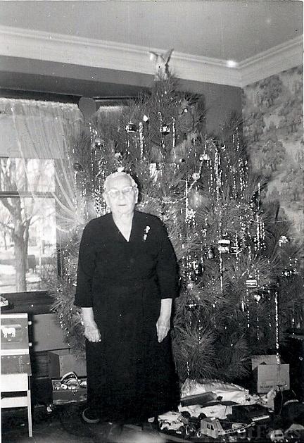 Florence Bealhen (nee Borland)