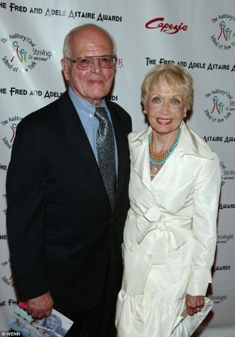 Dick Moore and Jane Powell