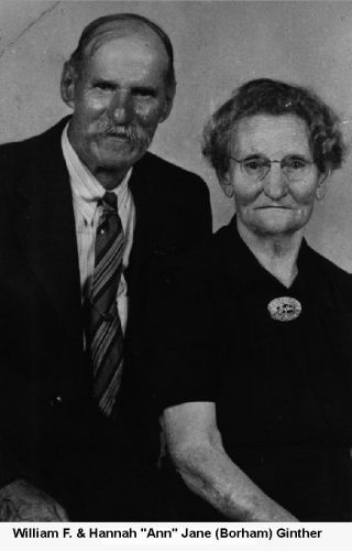 My GG-Granparents