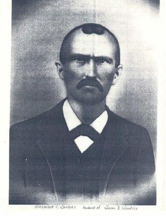 Alexander C Sanders