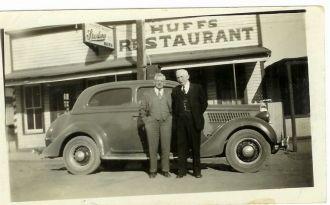 Mr. Huff and Anderson Warren Bernard Burnett