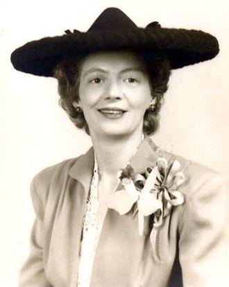 Alice S. Rudd 1945
