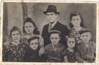 Farkas en Dawidovic family