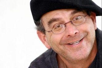 Sandy Hackett, comedian, writer, producer.