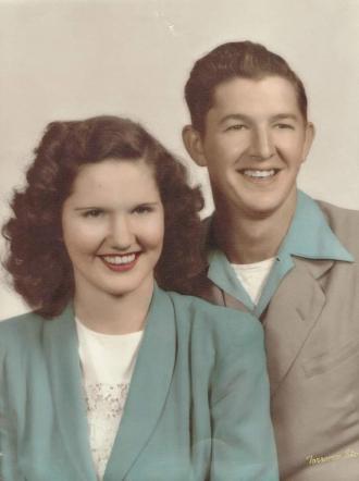 Bill and Doris Ann  (Phillips) Trexler