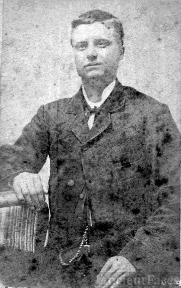 Jefferson Davis Kinser
