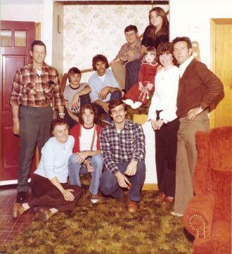 Hutchins and Nason families