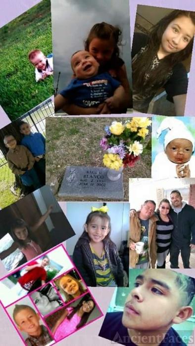 Raul Herrera Blanco family