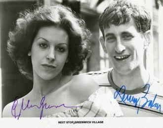 Ellen Greene & Lenny Baker