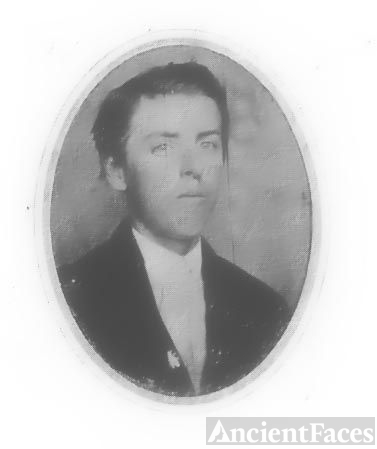 Young Man Tintype - Gilliam - Mason