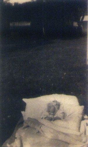 Infant Photo of Tommie Leigh