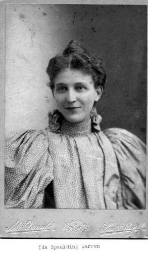 Ida Spaulding Warren