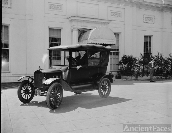 Model T 1921 - Ernest A. Franke