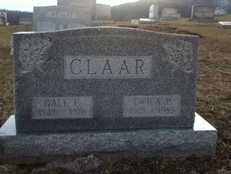 A photo of Twyla P. Claar