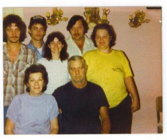 Charles E Lamb family