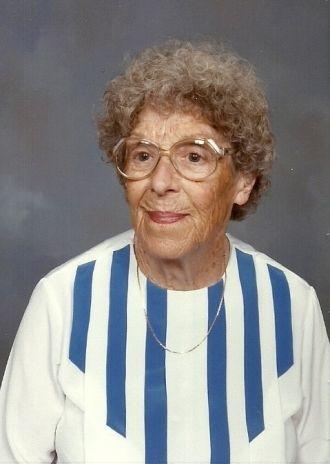 Anna Virginia Cavanaugh