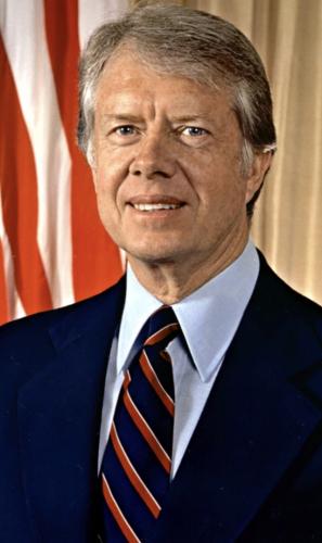 James Earl Carter Jr., Jimmy Carter