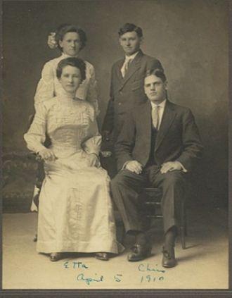 A photo of Heinriette Anna Schwiesow