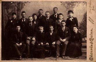 Robinson Family Portrait