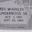 My grandfather tombstone