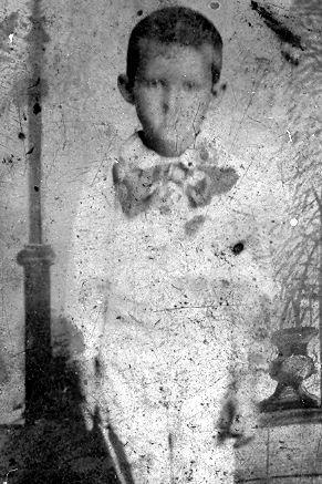 Tin Type Unknown Boy AR?