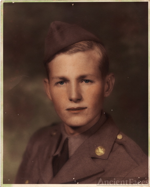 Sgt Thomas Weldon Lacy