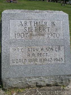 Arthur Bernard Siebart