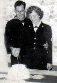 A photo of Betty Elnora (Barley) Mills
