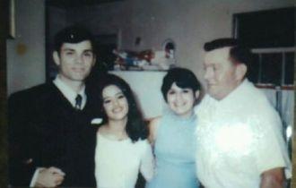 Willis Alvin Grant family