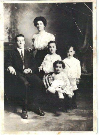 Benjamin Stanley family
