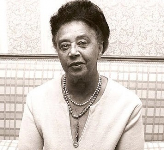 A photo of Mabel Mercer