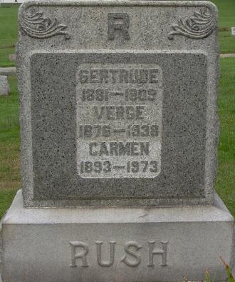Carmen Rush