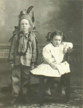 Carl & Marie Binkley