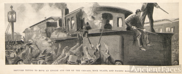The Great Pullman Strike