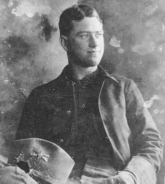 Harry M. O'Keefe during the Philippine Insurrection