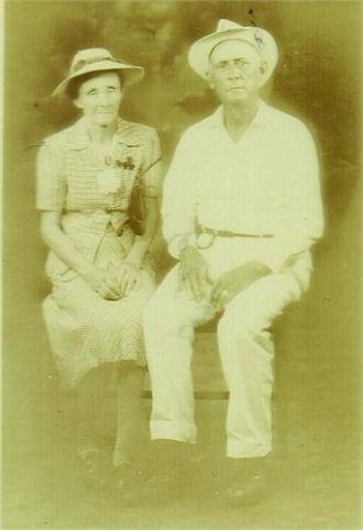 Mary (McCreless) & Slack Christopher