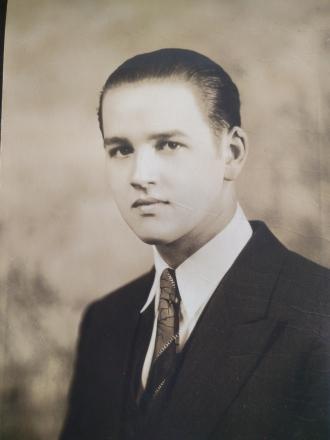 Murray Hutchinson 1935