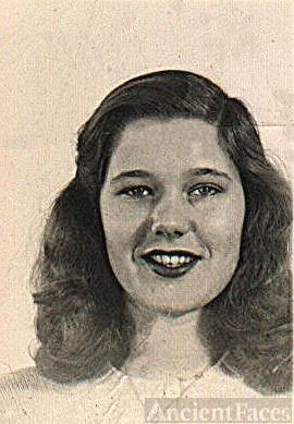 Nancy Wall high school photo
