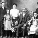 Harris & Rebecca Rasnick Family, 1904