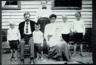 Gilliam Family Picture