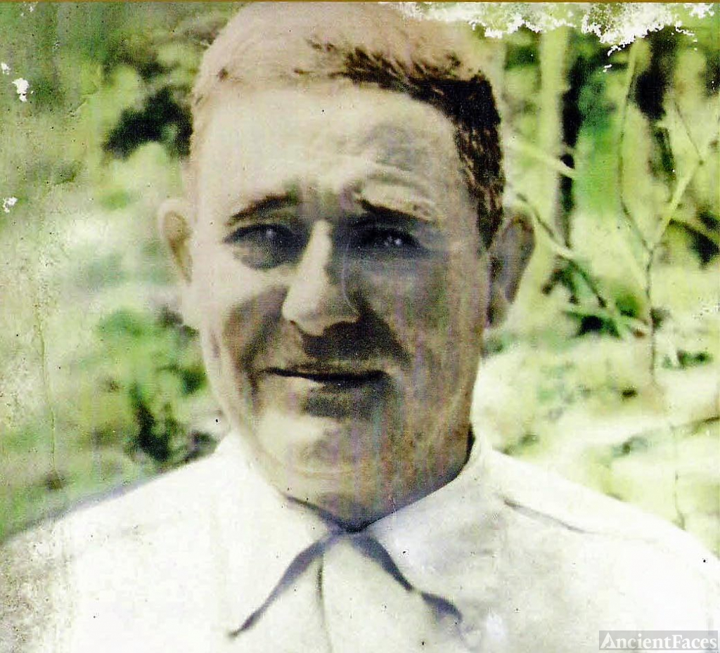 Grandpa Floyd Baker,from Blackey,Letcher Co.Ky.1895-1874